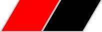 AB 125 Đỏ Đen Tiêu chuẩn